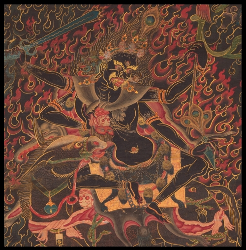 Explore Composition and Structure: Palden Lhamo Dusolma